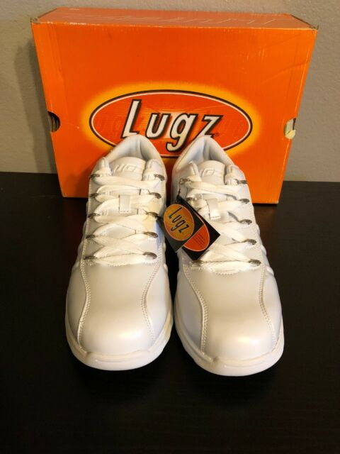 Mens White Lugz Changeover Ice Sneakers