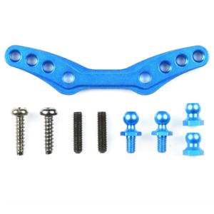 Tamiya-54236-M-05-Front-Aluminium-Damper-Stay-Blue