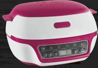 Artikelbild Tefal KD8018 Weiß Lila Kuchen Backen Muffin Donut