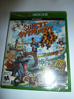 Sunset Overdrive For Microsoft Xbox One Action Shooter Video Game