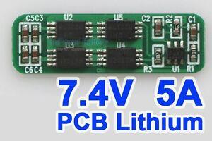 2S-Li-ion-Lithium-18650-Battery-Input-Ouput-Chip-Board-PCB-PCM-7-2V-7-4V-8-4V-5A