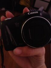 Canon PowerShot SX150 IS 14.1 MP Digital Camera - Black