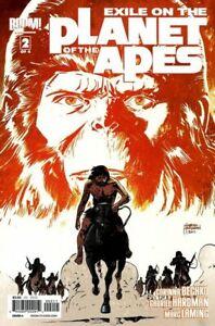 Exile-on-the-Planet-of-the-Apes-2012-Ltd-2-Near-Mint-NM-CvrA-COMICS