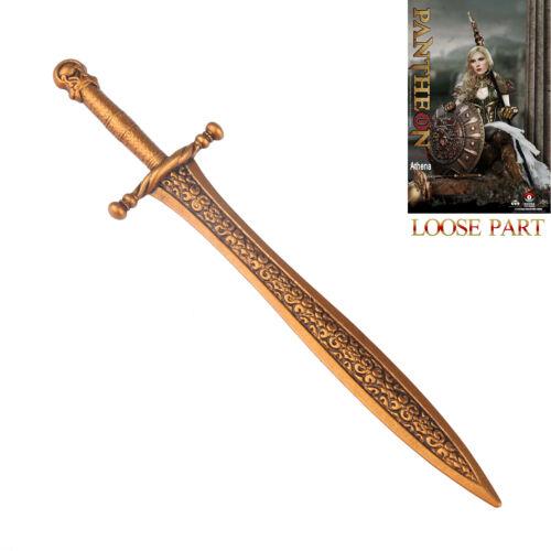 COOMODEL X HOMER HS001 1//6 Goddess of Wisdom Pantheon Athena Figure Gold Sword
