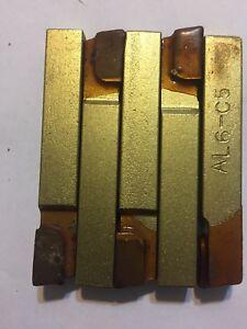 5 Pieces AL6 GRADE C5 CARBIDE TOOL BITS NEW