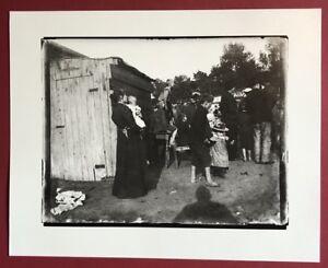 Heinrich Zille, ciò stessa donna con il Bambino in braccio, fotografia, SCONTO