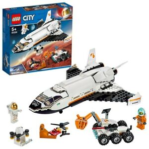LEGO-City-Space-Port-Mars-Research-Shuttle-60226