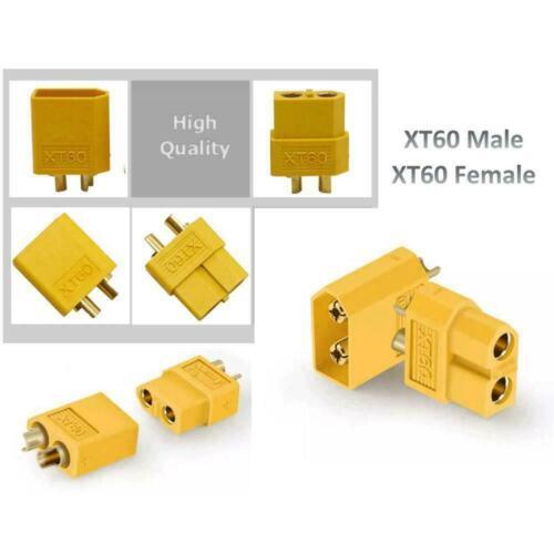10 Paare XT-60 XT60 Stecker Buchsen RC Lipo Netzstecker P0O2