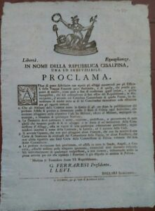 1797-MODENA-REPUBBLICA-CISALPINA-PROCLAMA-SU-DENUNCIA-DI-STRANIERI-NEL-MODENESE