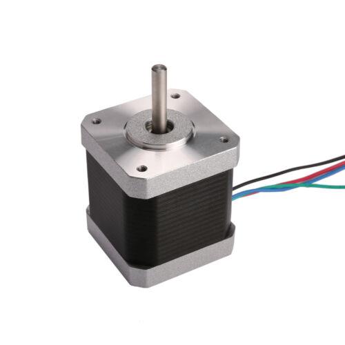 Wantai Nema17 Stepper Motor  42BYGHW811-06 0.6N=84oz 48mm 2.5A 3D printer DIY