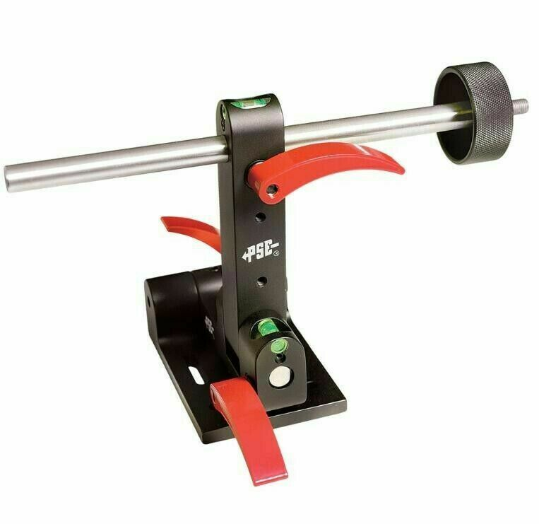 PSE Fixture Tuning Bow Level Sight Two Mounts Levels