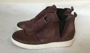 Miz-Mooz-Laurent-High-Top-Leather-Fashion-Sneaker-175-39-Euro-9-US-Purple-Plum