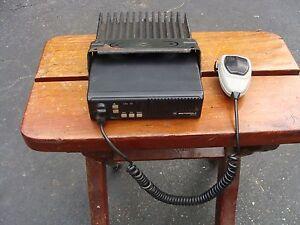 Details about Motorola MaxTrac D51MJA97A3AK Mobile 2-Way Radio w/ Hand Mic  & Bracket