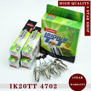 4-x-Denso-IK20TT-4702-Iridium-Spark-Plug-suits-Toyota-Camry-ACV36R-ACV40R-2AZ-FE