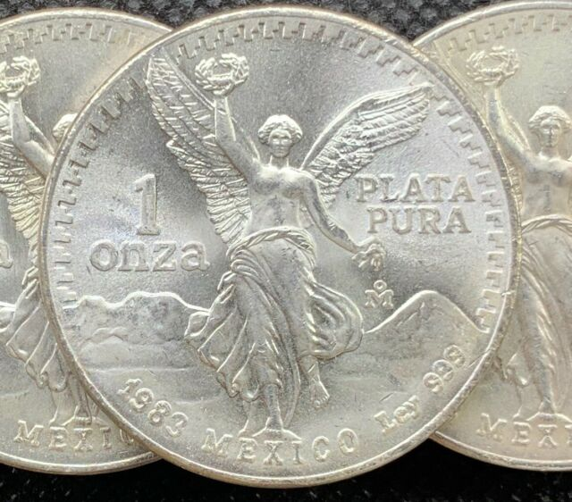2000 1 Oz Gold Mexican Libertad Bu For