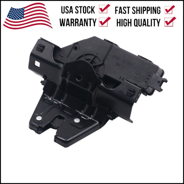 Trunk Lock Actuator Motor 937
