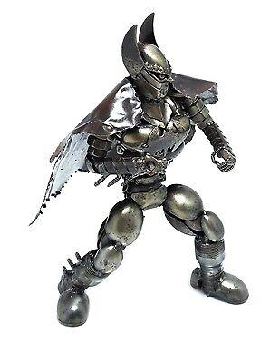 BATMAN Heroes Metal Art Sculpture Figure 30cm HANDMADE from Scrap Car Part RARE