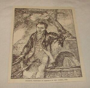 1887-magazine-engraving-SELF-PORTRAIT-OF-ALEXANDER-PUSHKIN