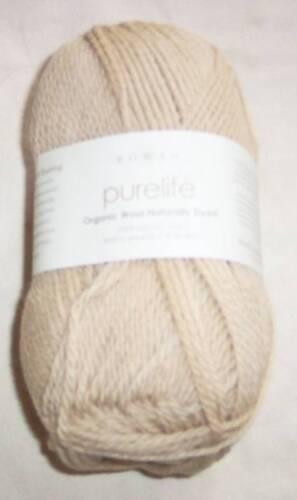 30/% off ROWAN Purelife Wool  yarn 601 Parsley