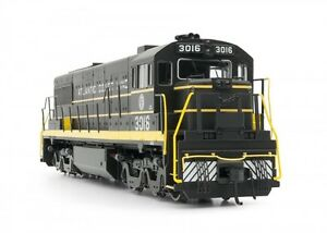 Rivarossi-Atlantic-Coast-Line-GE-U25C-DCC-Ready-3016-HO-Scale-Locomotive-HR2538