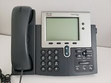 Cisco Cp 7941g Ip Phone 7900 Series With Power Adapter