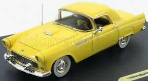 GENUINE-FORD-PARTS 1/43 FORD USA   THUNDERBIRD COUPE 1955   YELLOW