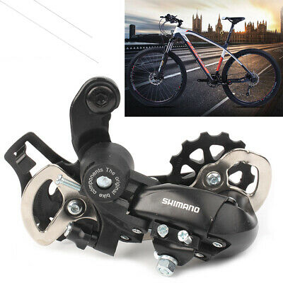 Shimano Tourney TX35 7s 8s Speed ​​MTB Bike Rear Derailleur Bicycle US
