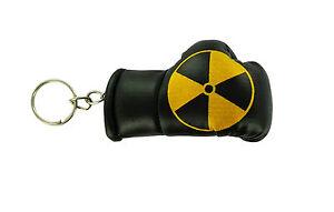 PORTACHIAVI-pelle-porta-chiavi-auto-Guantoni-da-boxe-radioattio-nucleare