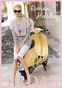 Sirdar-Roman-Holiday-DK-Book-DISCONTINUED-PRICE-4-25
