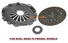 FOR NISSAN PATHFINDER NAVARA 2.5TD 06 07 08 09 CLUTCH KIT DUAL MASS 4WD R51 D40