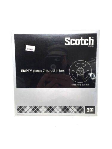 """NIB NOS Scotch 3M RB-1//4-7 7/"""" Dark Tint Take Up Reel RTR M5B"""