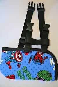 kids-arm-slings-XSmall-3-4-years-New-Improved-design-Avengers