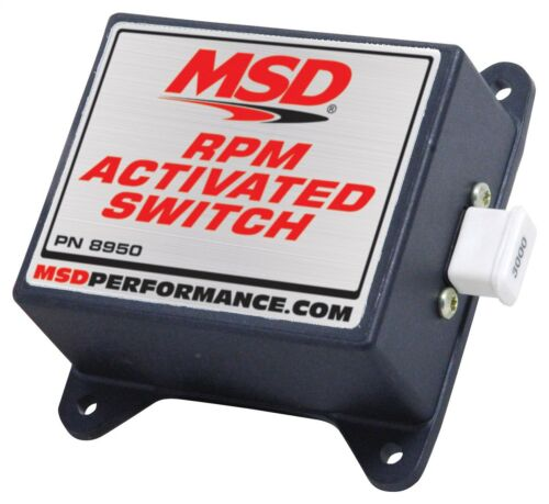 MSD Ignition 8950 RPM Activated Switches