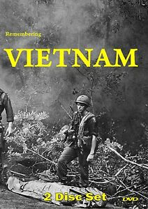 Remembering-Vietnam-2-Disc-DVD-set-NTSC-Region-0-New