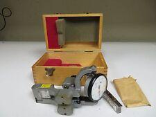 Baty Extensometer w/ .001mm indicator, standard & case - FR56
