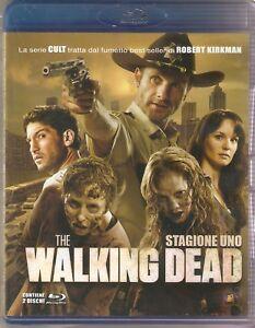 Bluray The Walking Dead (2010) Stagione 1 Prima edizione 2 dischi Fuori catalogo - Italia - Bluray The Walking Dead (2010) Stagione 1 Prima edizione 2 dischi Fuori catalogo - Italia