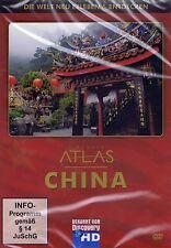 DVD NEU/OVP - China - Discovery Atlas - Die Welt neu erleben & entdecken