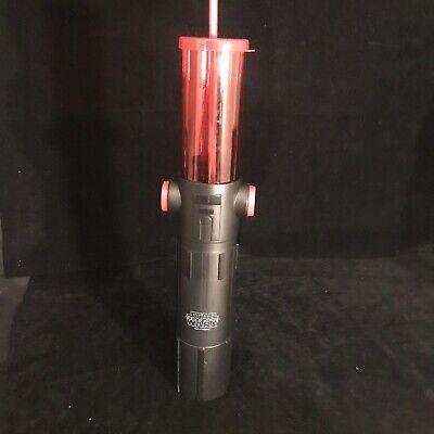 Star Wars Rise Skywalker 14 Kylo Lightsaber Movie Theater Cinema Drinks Cup New Ebay