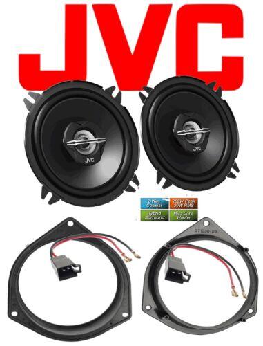 JVC LAUTSPRECHER für Opel Vectra C  5-Türer  Türen hinten 2-Wege  250 Watt 130mm