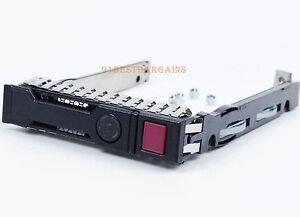 HP-G8-Gen8-G9-Gen9-651687-001-SFF-2-5-034-HDD-Tray-Caddy-651699-DL380p-DL360p-DL160