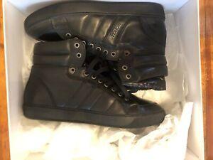 c1c4fb137de Details about MONCLER Men's BAREGES Sneaker/Boot Black Size 12 DS $895 BOGO  LIMITED
