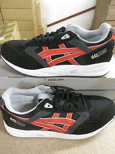 Dettagli su ASICS Gel Saga Sneaker Uomo Scarpe Scarpe da ginnastica H437N 9025 mostra il titolo originale