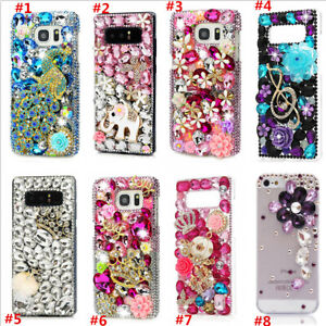Handmade-Luxury-Bling-Diamonds-Rhinestone-Crystal-Jewelled-Phone-Case-Cover-17