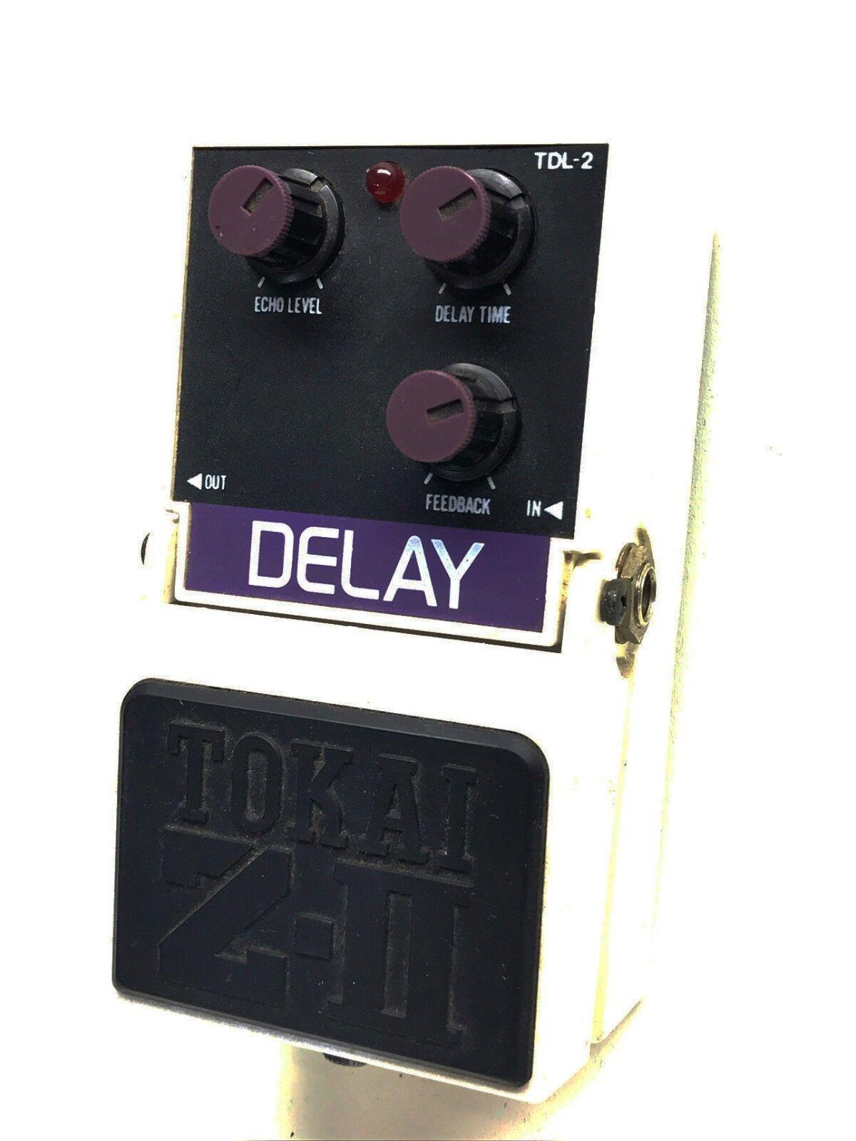 Tokai TDL-2, Analog Delay, Z-II Super Effects series, MIJ, 80's, Vintage