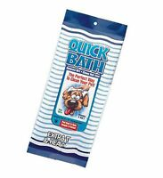 International Veterinary Sciences Quick Bath Wipes Large 5 Pack