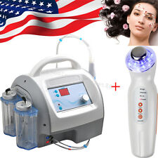 Facial Water Jet Peeling Exfoliating Hydro Beauty Machine +Ultrasonic Anti-aging