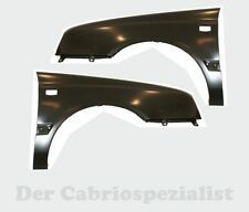 Golf 3 III Cabrio 2x Kotflügel Set Satz Cabriolet vorne links rechts eckig