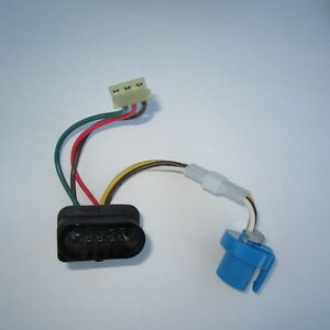 s l300 1999 2005 vw mk4 jetta headlight wiring harness genuine oem vw golf mk4 headlight harness at fashall.co