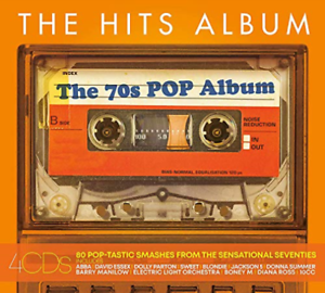 Various-The-Hits-Album-The-70s-Pop-Album-UK-IMPORT-CD-NEW