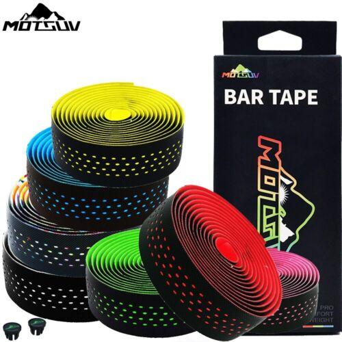 Bicycle Handlebar Drop Bar Tape//Wrap Super Cork Cycling Road Bike Handlebar Tape